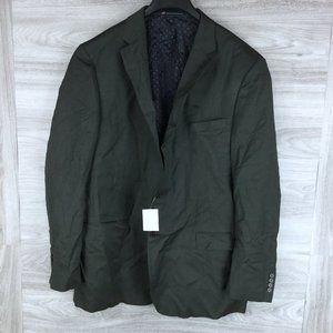 Hart Schaffner Marx Grey 2 Button Suit Jacket